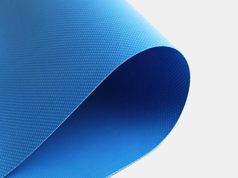 الأقمشة الزرقاء 610gsm
