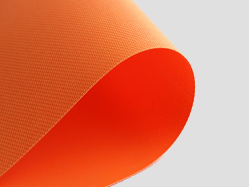 أقمشة ملونة قابلة للنفخ