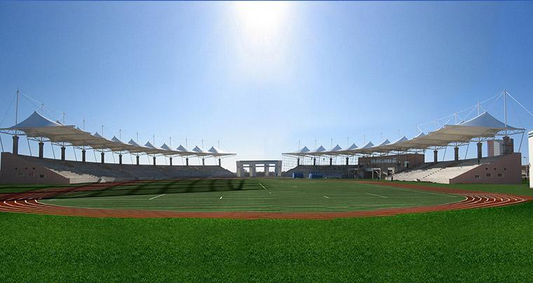 جامعة لياونينغ للهندسة والتكنولوجيا ملعب جزيرة كالاباش